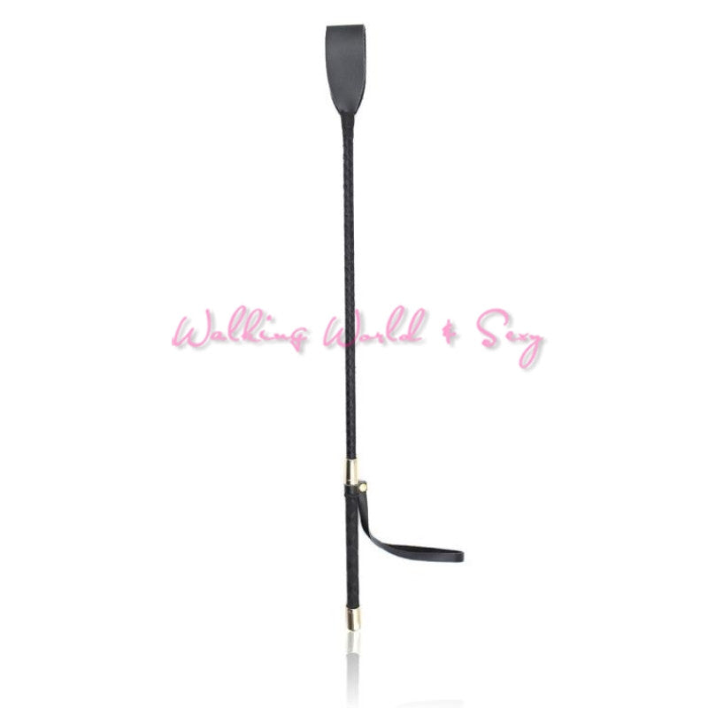 60CM Horse Whip Sex Spanking Knout Pu Leather Whip With Sword Handle Lash Fetish Flogger Adult Sex Products For Couples Women