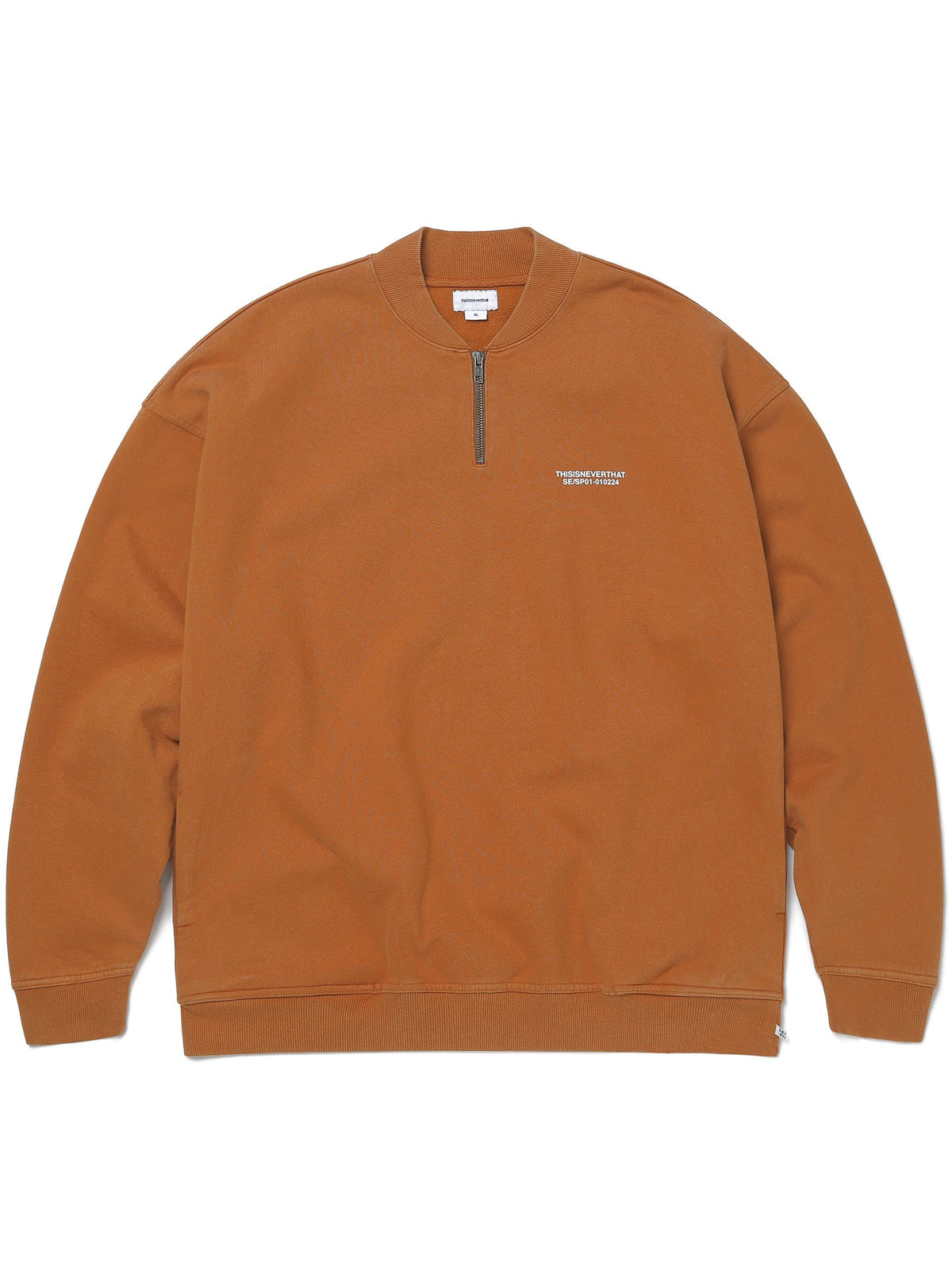 1/4 Zip Top - thisisneverthat