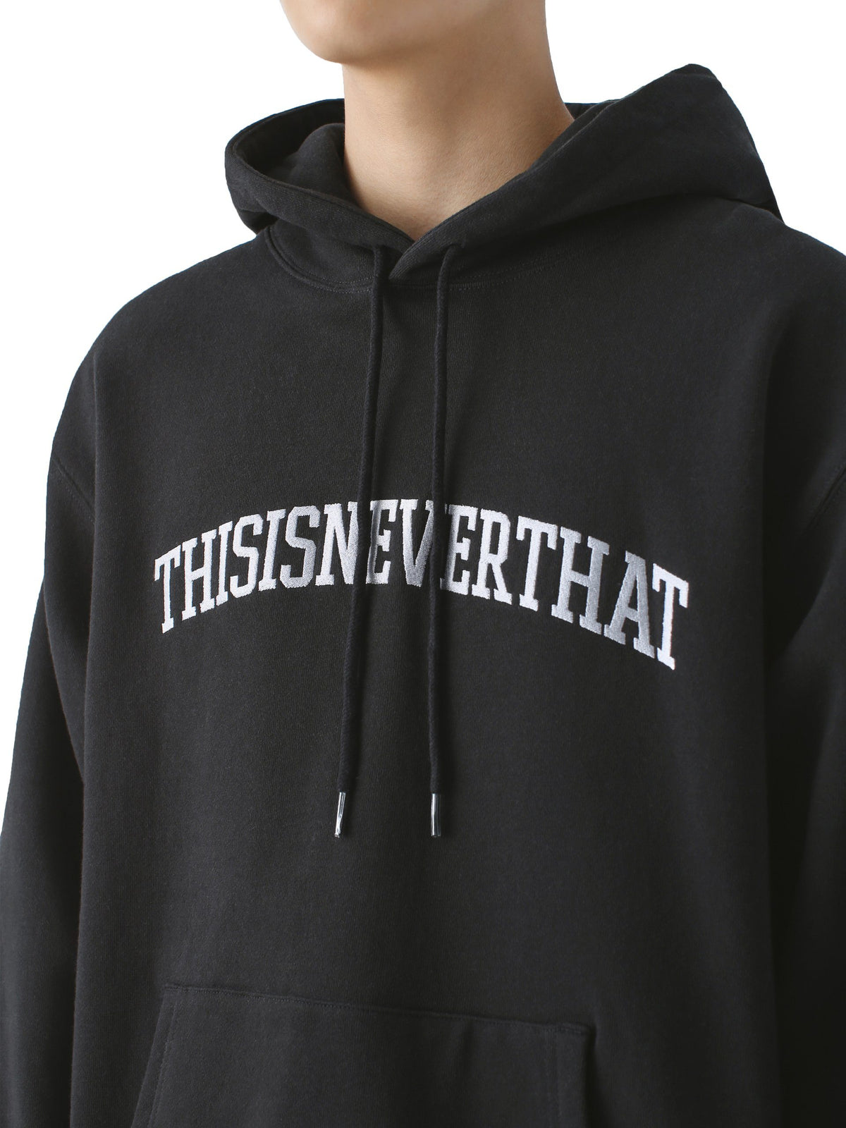 ARC-Logo hooded Sweatshirt - thisisneverthat