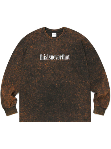 Acid Washed L/SL Top - thisisneverthat