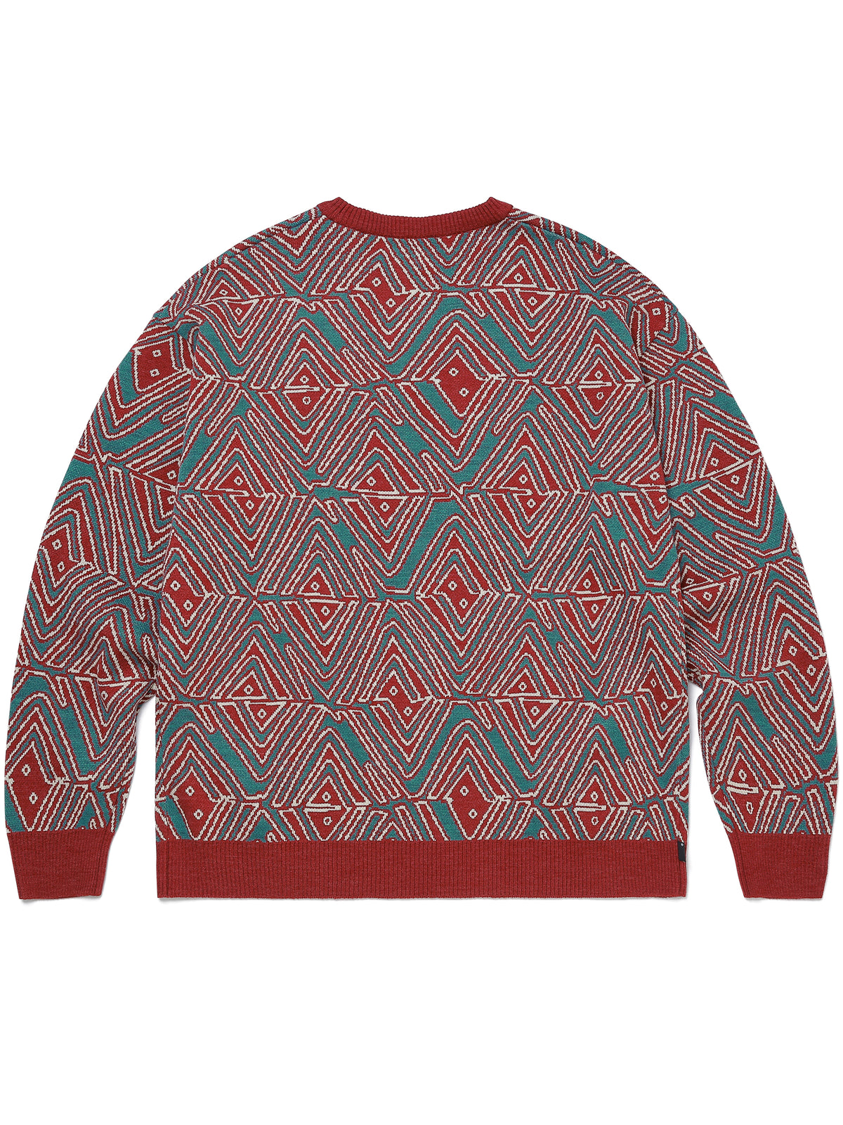 African Jacquard Sweater - thisisneverthat