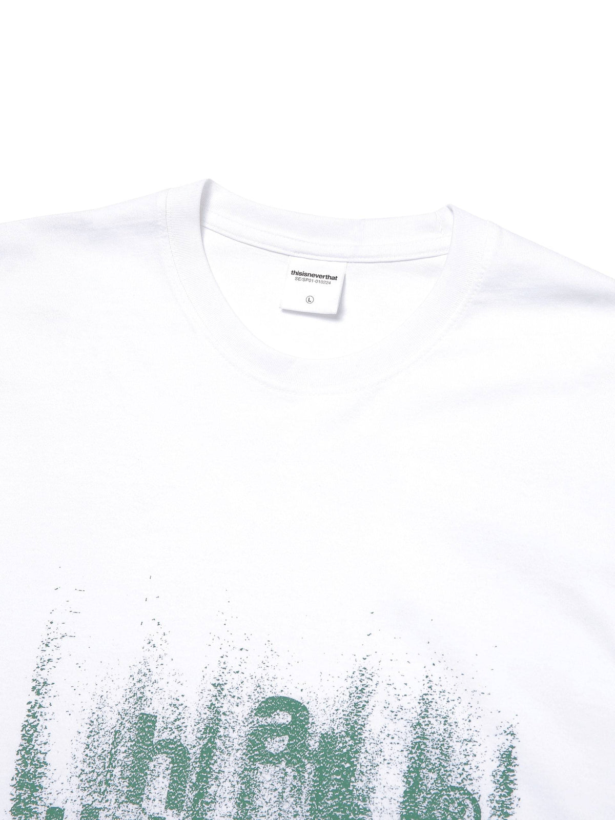 Brushed Paint Tee T-Shirt