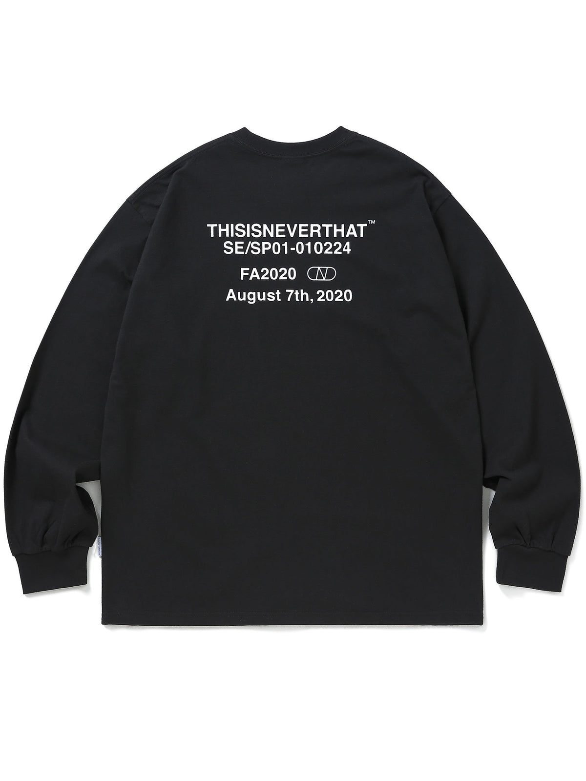 CP-Logo L/SL Top - thisisneverthat