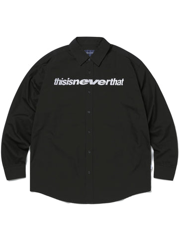 D/SP-Logo Shirt - thisisneverthat
