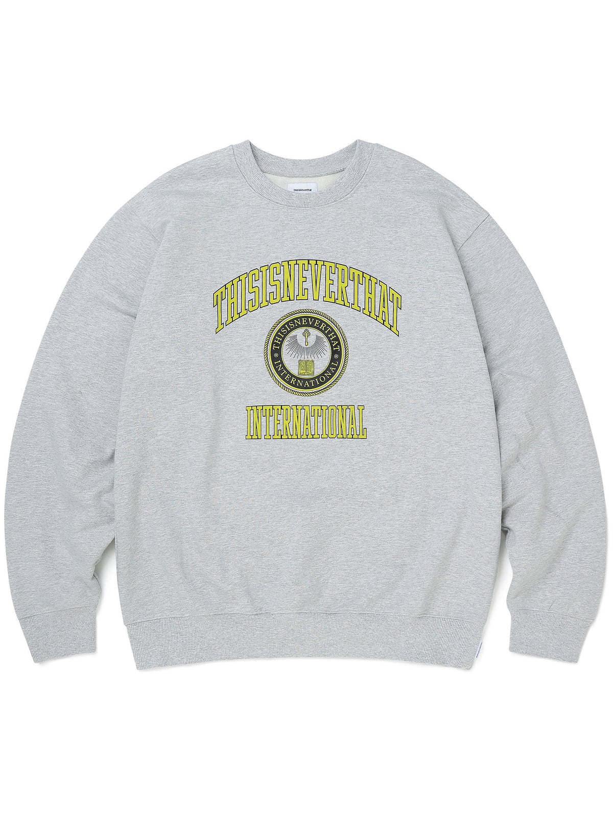 DAD Crewneck - thisisneverthat