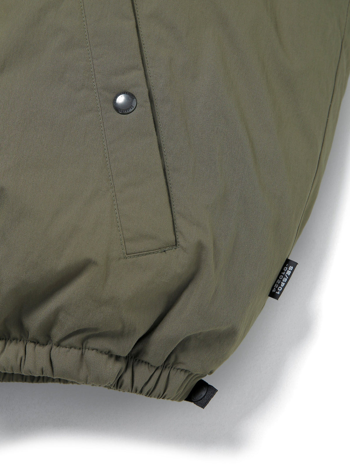 DSN Down Puffer Jacket - thisisneverthat