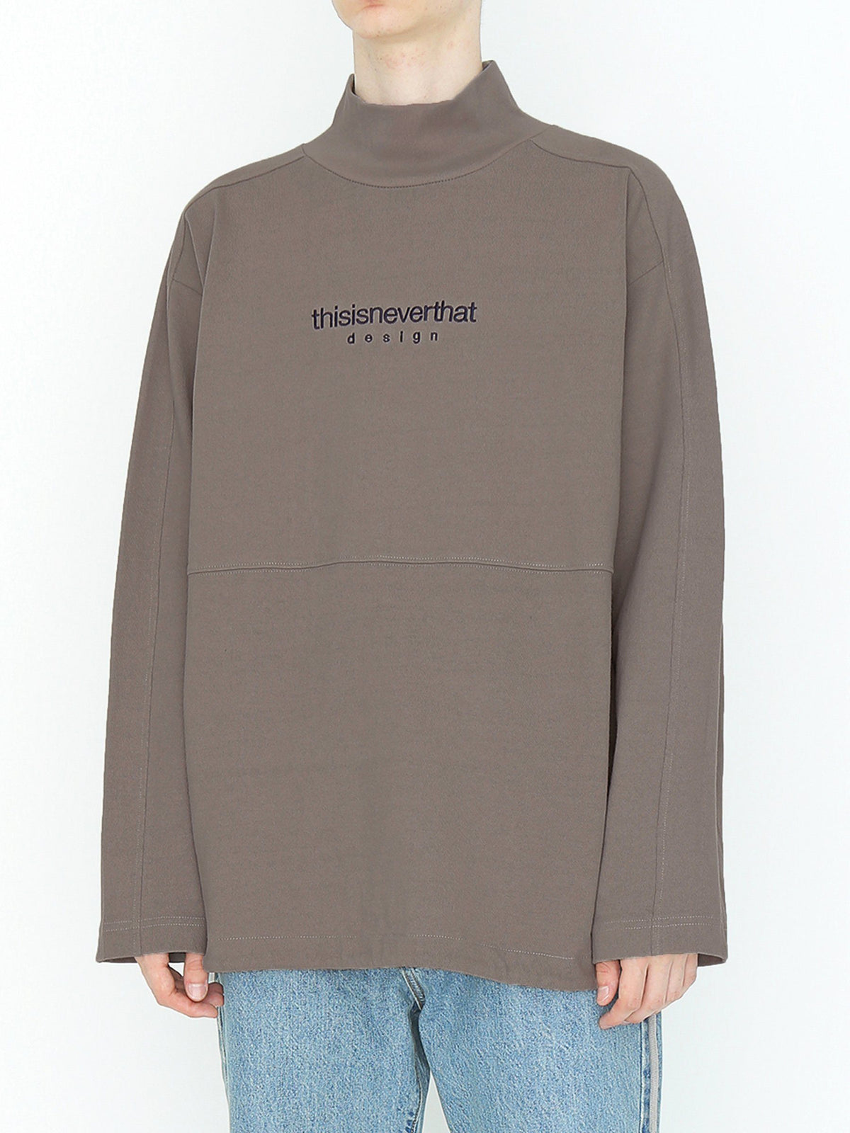 L-Logo Pullover - thisisneverthat