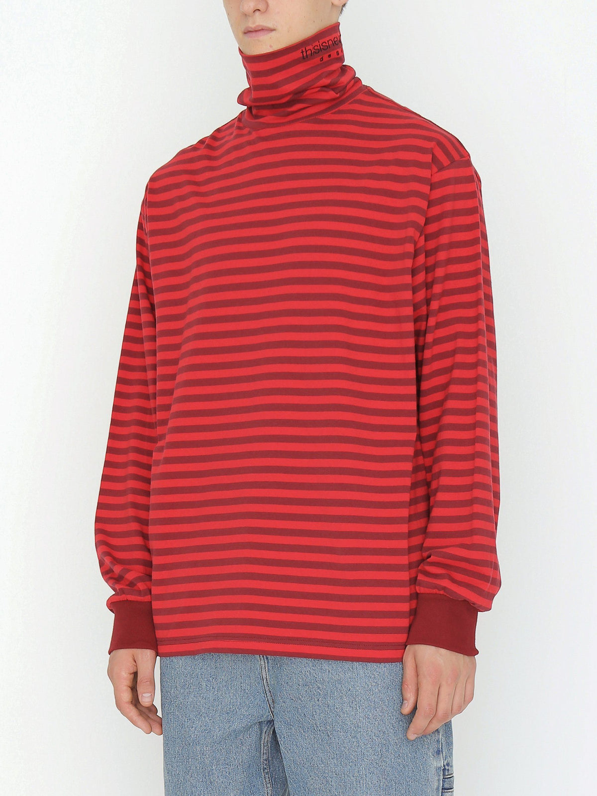 Turtleneck L/SL Top - thisisneverthat