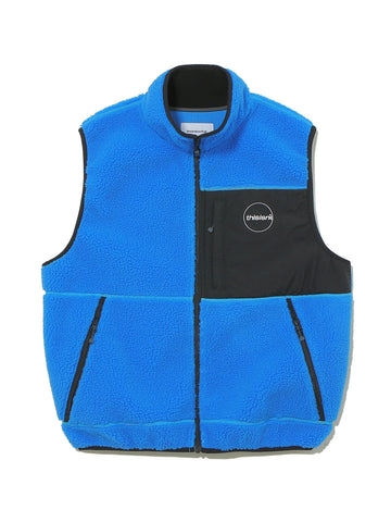 C-Logo Boa Fleece Vest - thisisneverthat