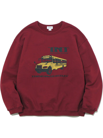 School Bus Crewneck - thisisneverthat