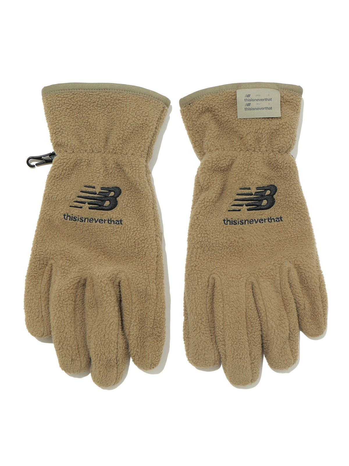 NB TNT PT Fleece Gloves