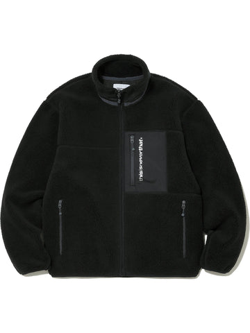 SP Boa Fleece Jacket - thisisneverthat
