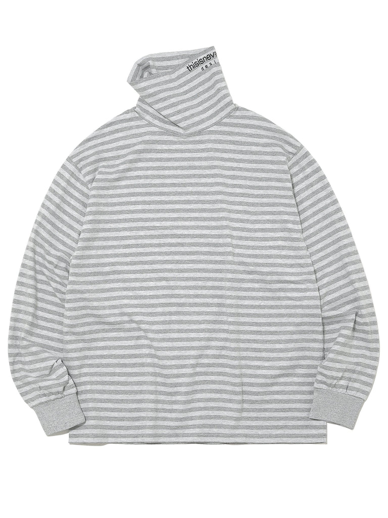 Turtleneck L/SL Top