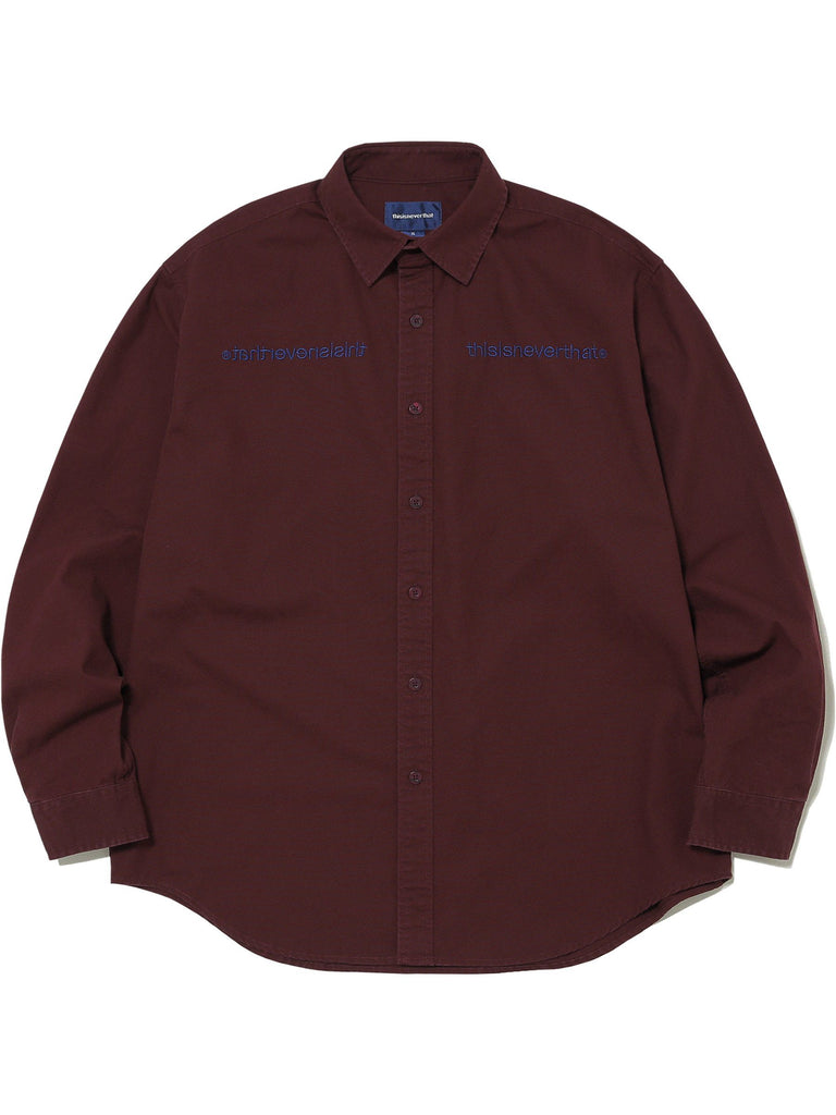 MI-Logo Oxford Shirt