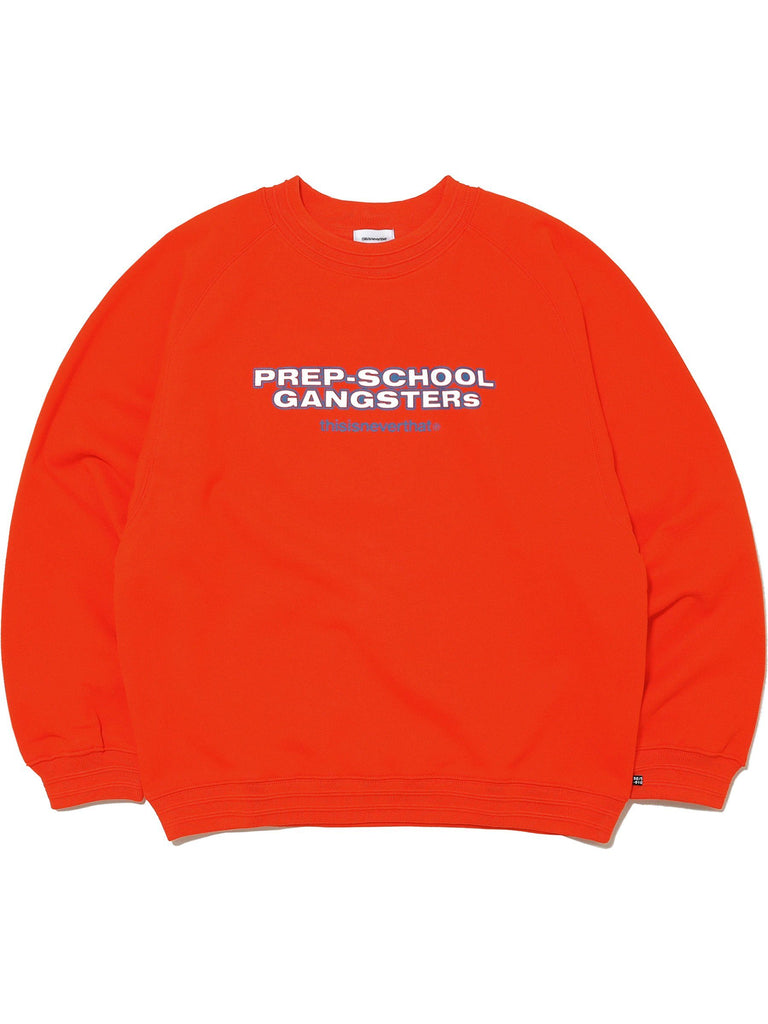 Prep-School Gangsters Crewneck - thisisneverthat
