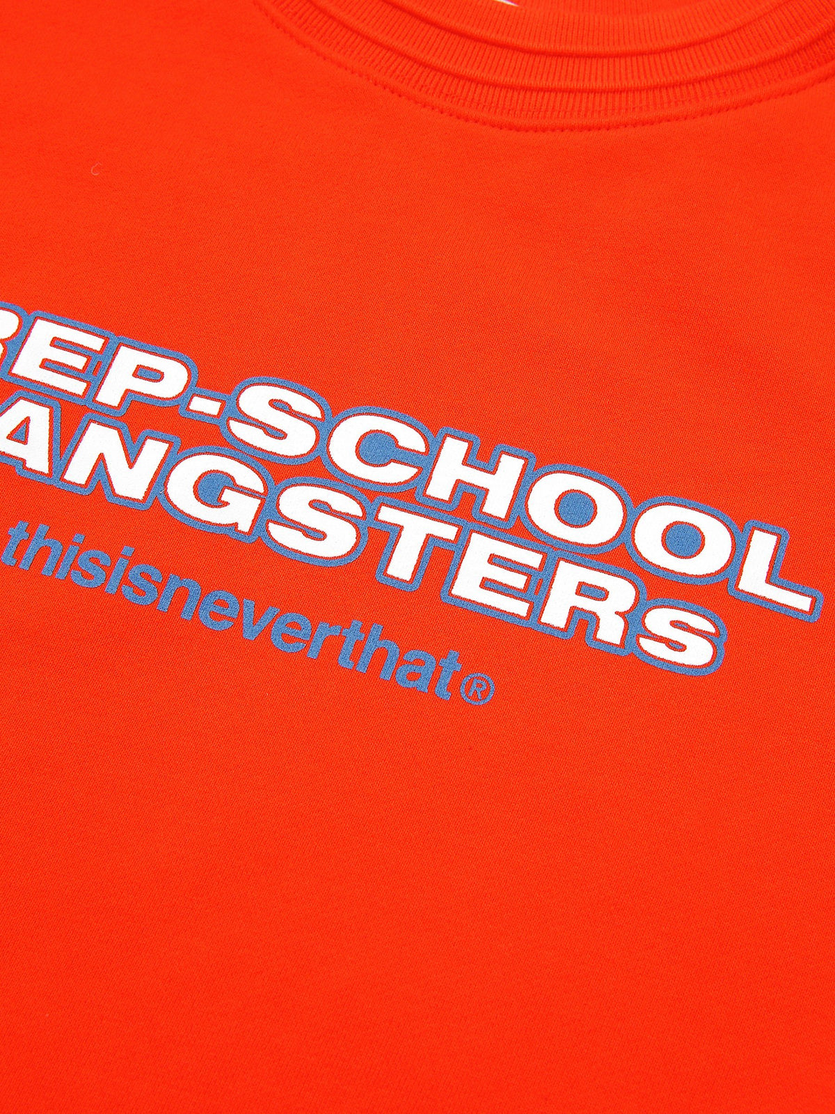 Prep-School Gangsters Crewneck TOPS / SWEATERS