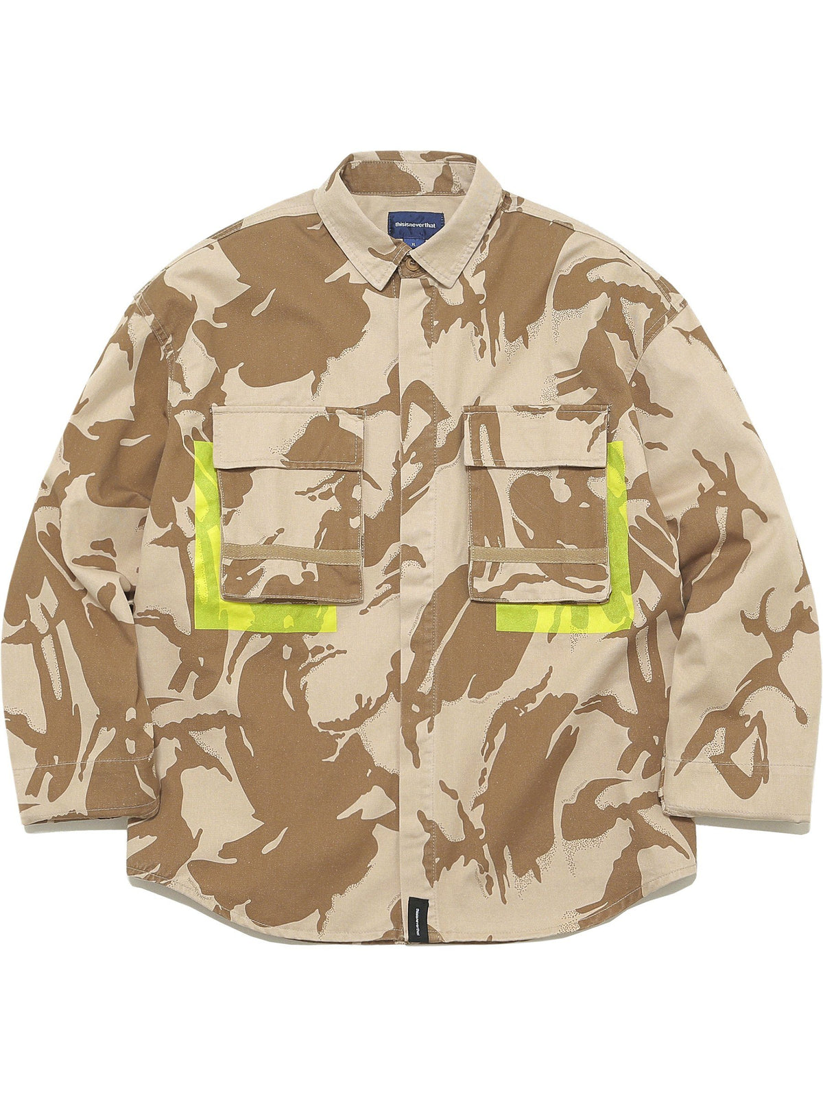 Jungle Shirt Jacket - thisisneverthat