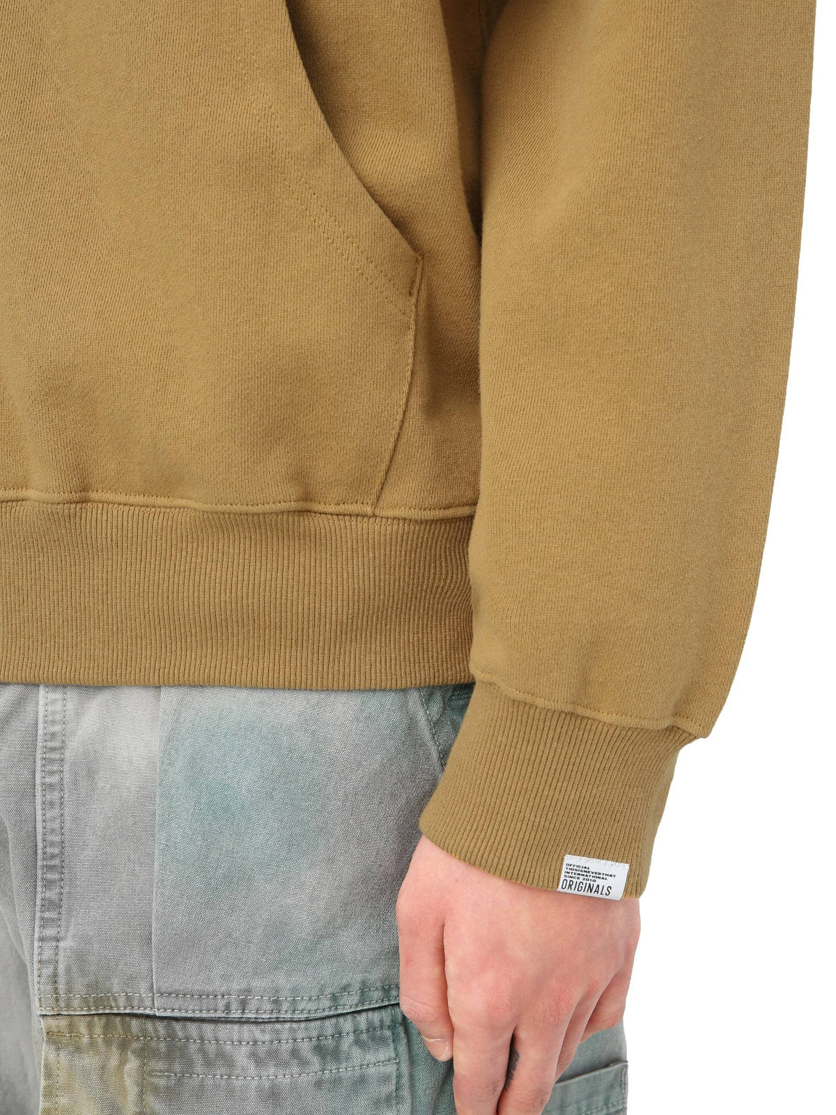 Flame Zip Up Sweat - thisisneverthat
