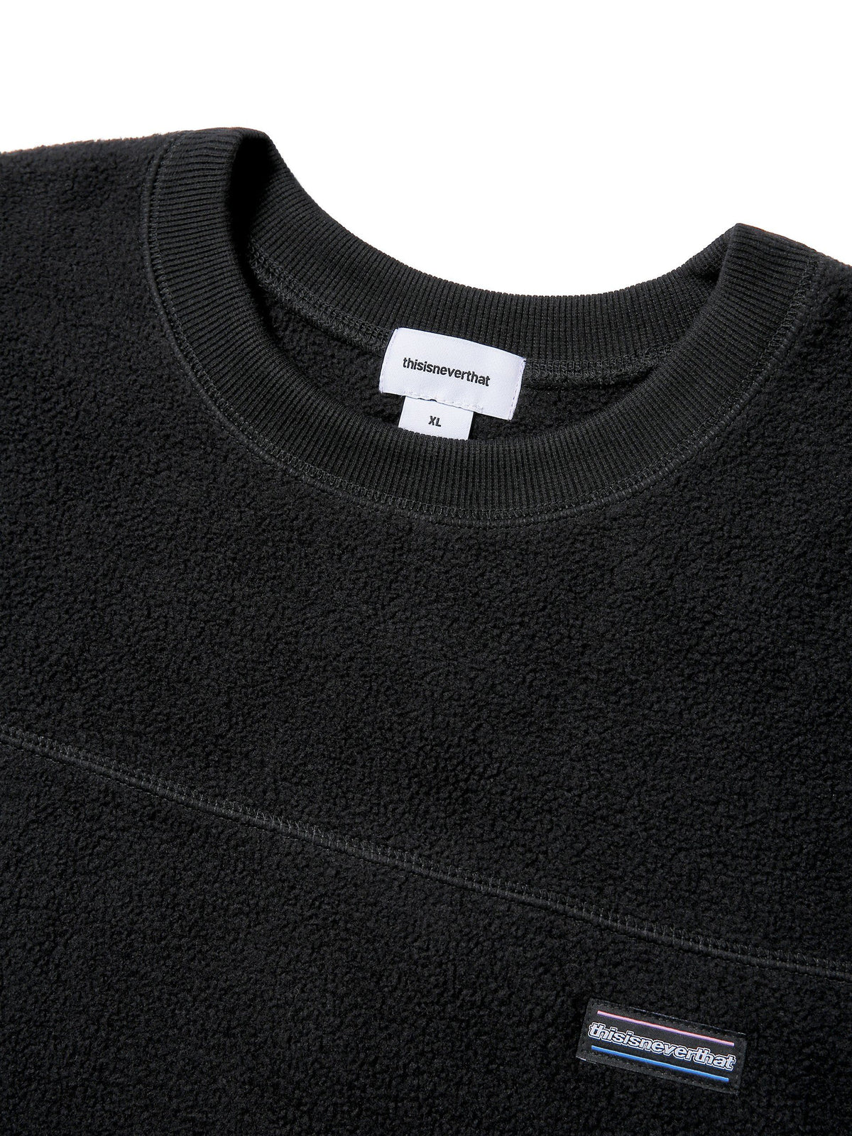 Fleece Crewneck - thisisneverthat