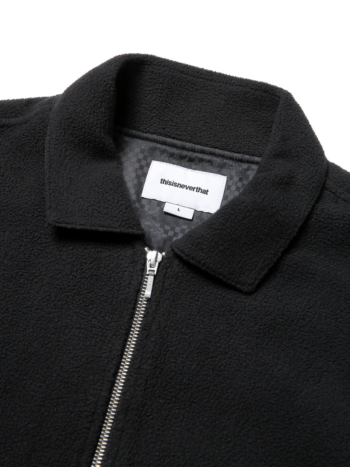 Fleece ZIP Jacket - thisisneverthat