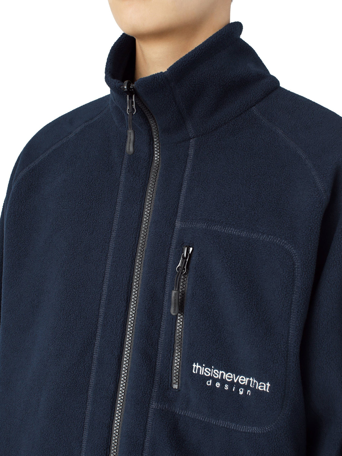 GORE-TEX® INFINIUM™ Fleece Jacket - thisisneverthat
