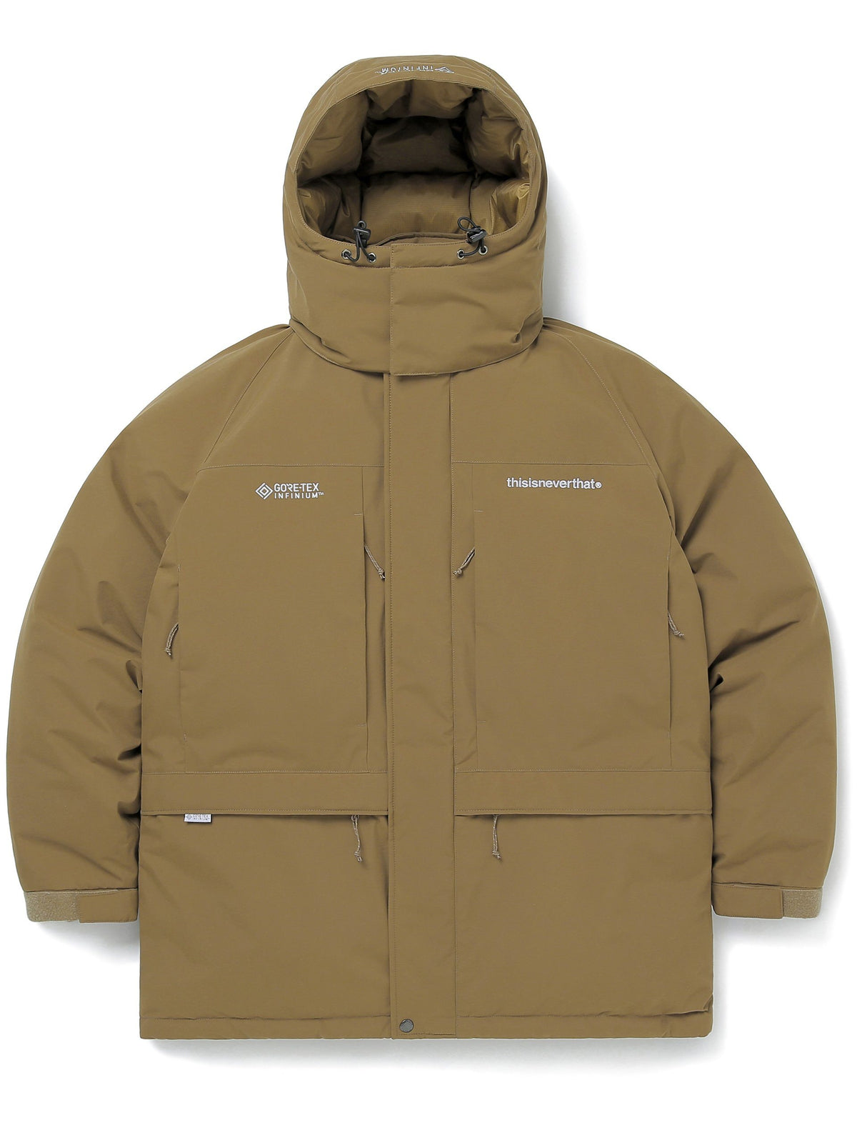 GORE-TEX® INFINIUM™ Mountain Down Parka - thisisneverthat