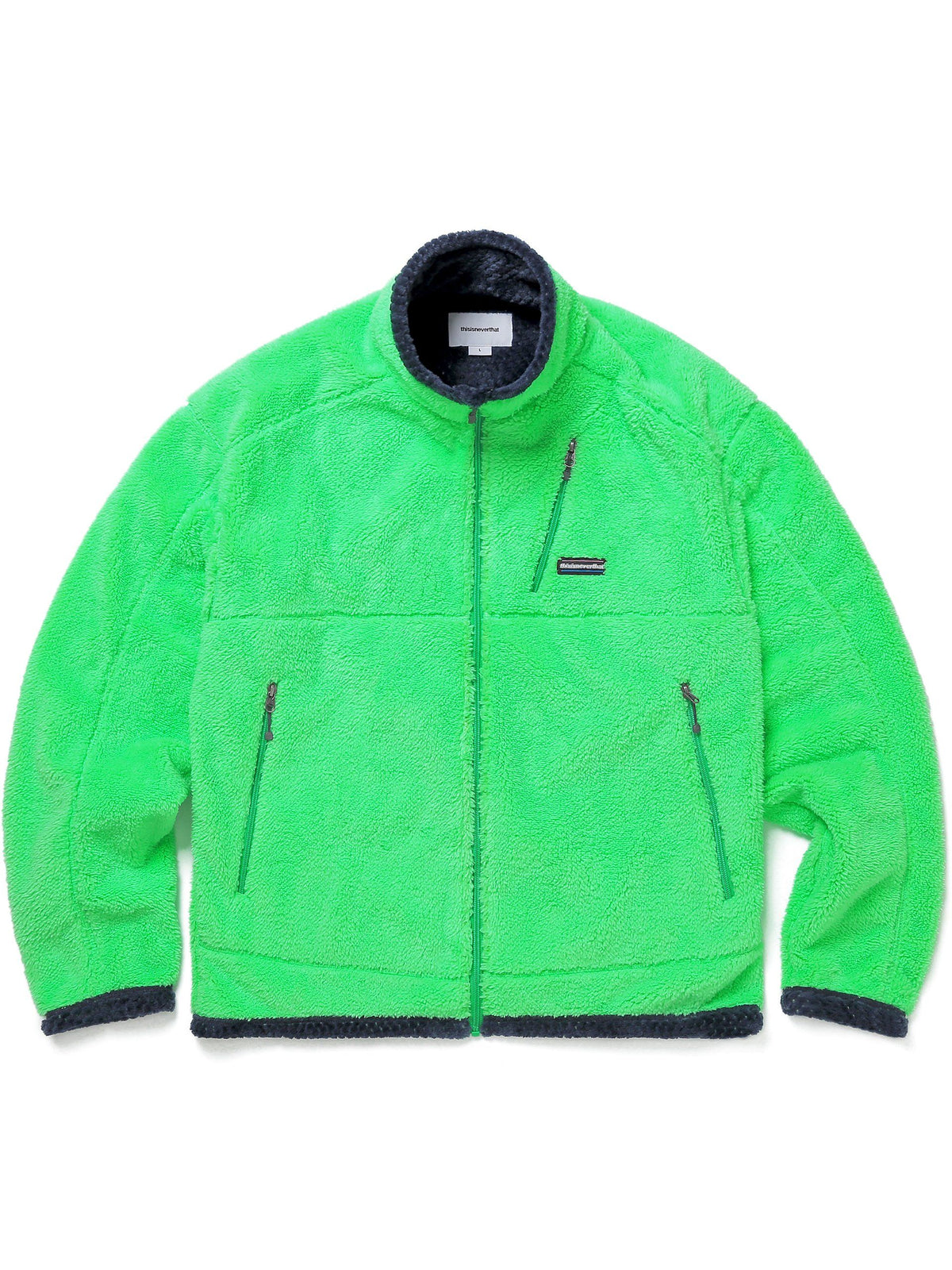 High Loft Fleece Jacket - thisisneverthat