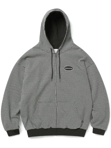 Houndstooth Hooded Jacket - thisisneverthat