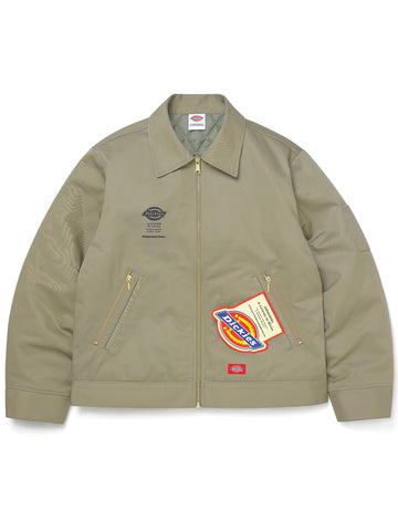TNT Dickies Insulated Eisenhower Jacket