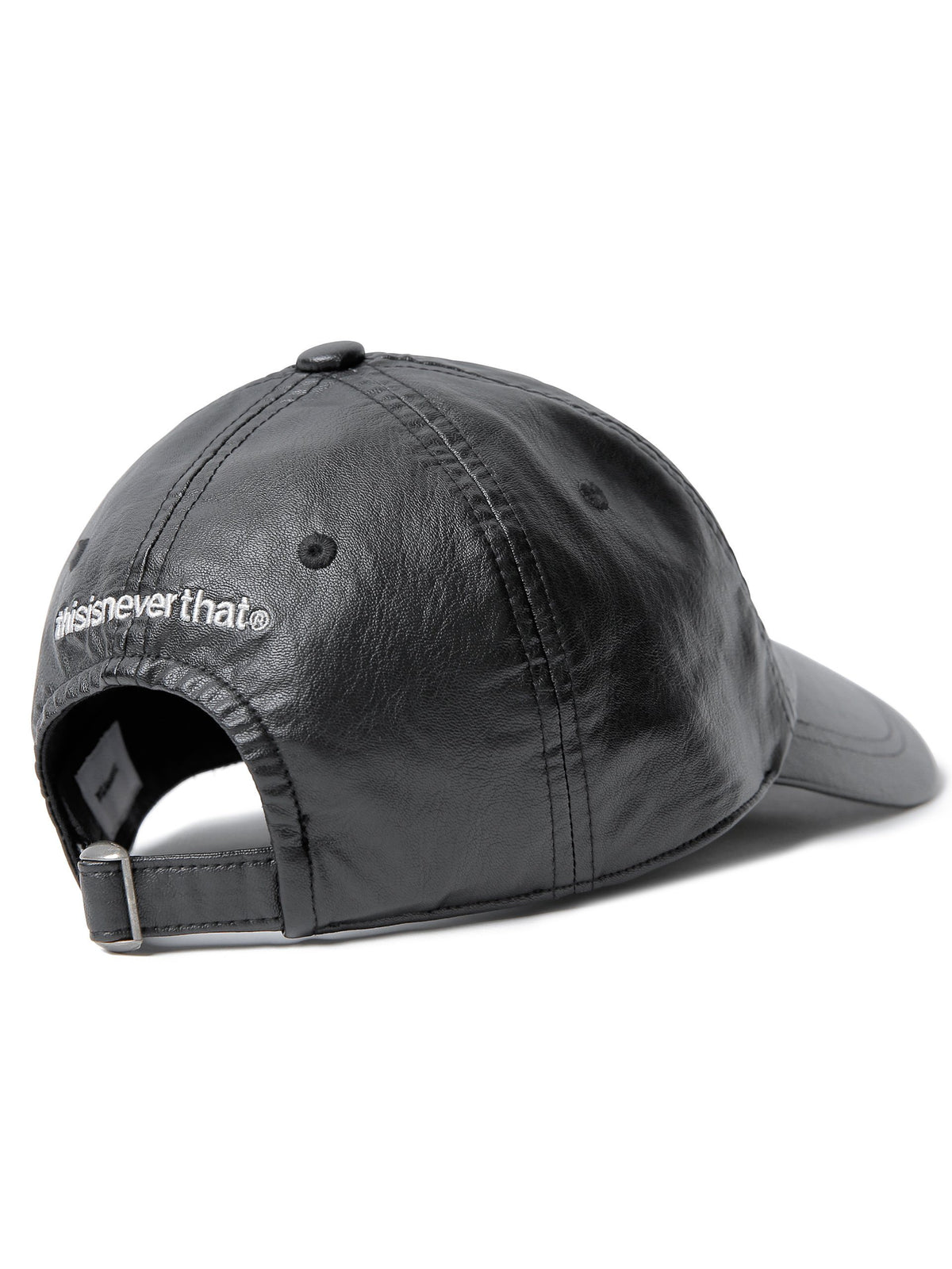 Leather Cap - thisisneverthat