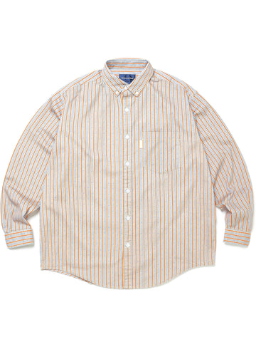 Logo Stripe Shirt - thisisneverthat