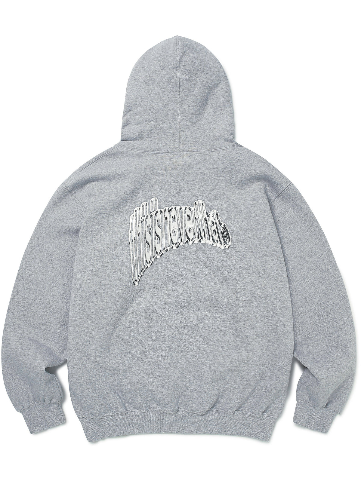 Metal Hooded Sweatshirt - thisisneverthat