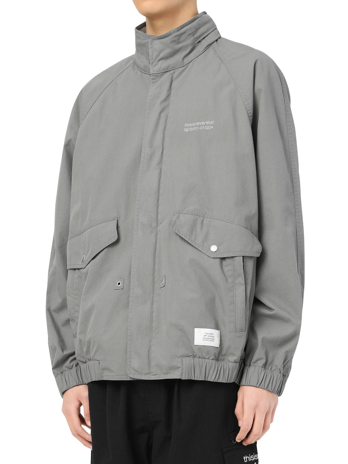 Mil Jacket Outerwear