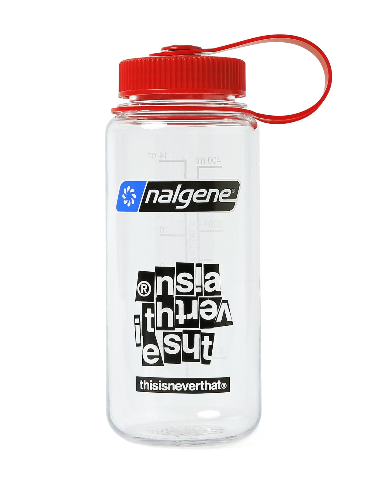Nalgene® WIDE MOUTH 0.5L - thisisneverthat