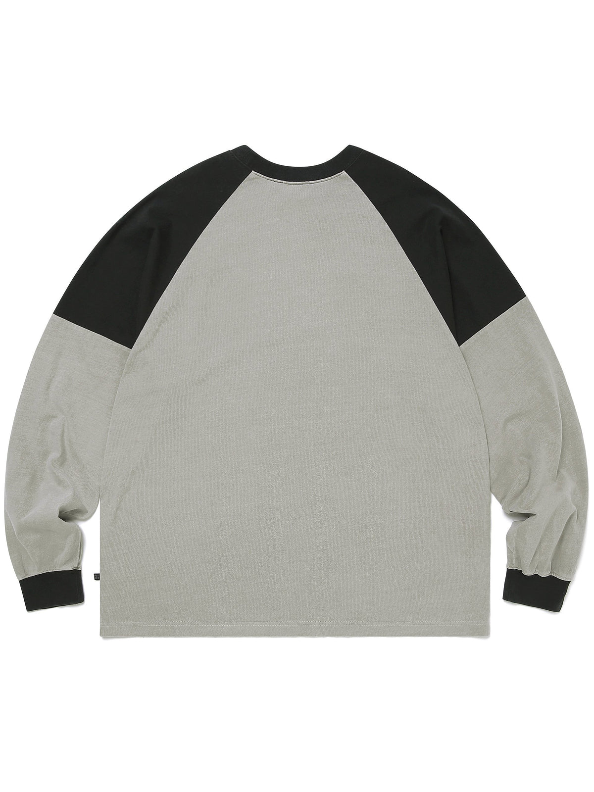Overdyed Raglan L/SL Top - thisisneverthat