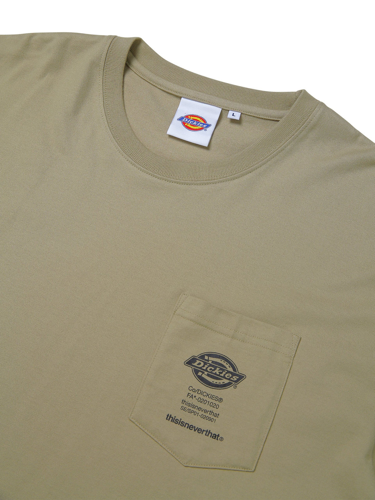 TNT Dickies Pocket Tee - thisisneverthat