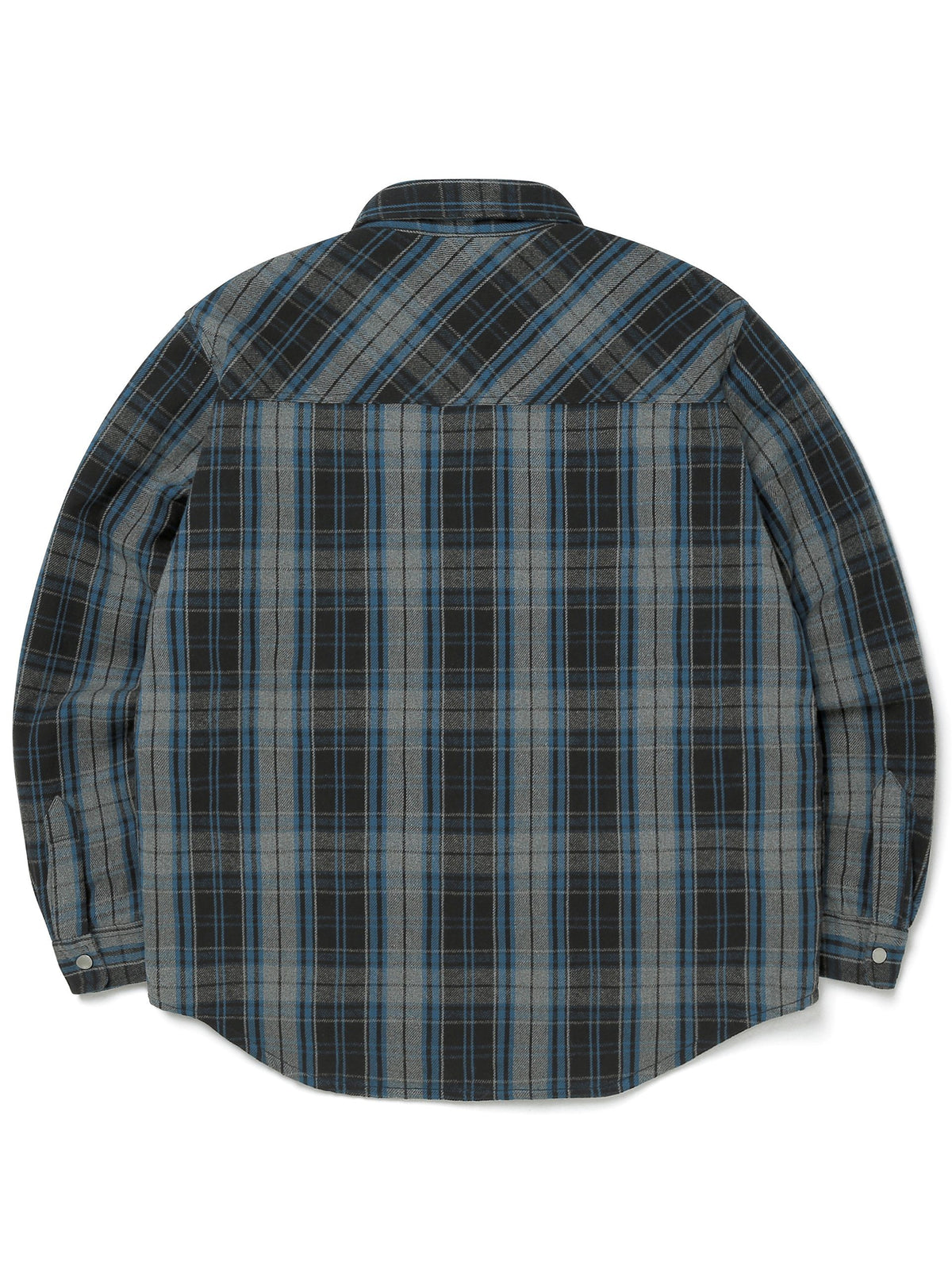 Quilted Flannel Shirt - thisisneverthat