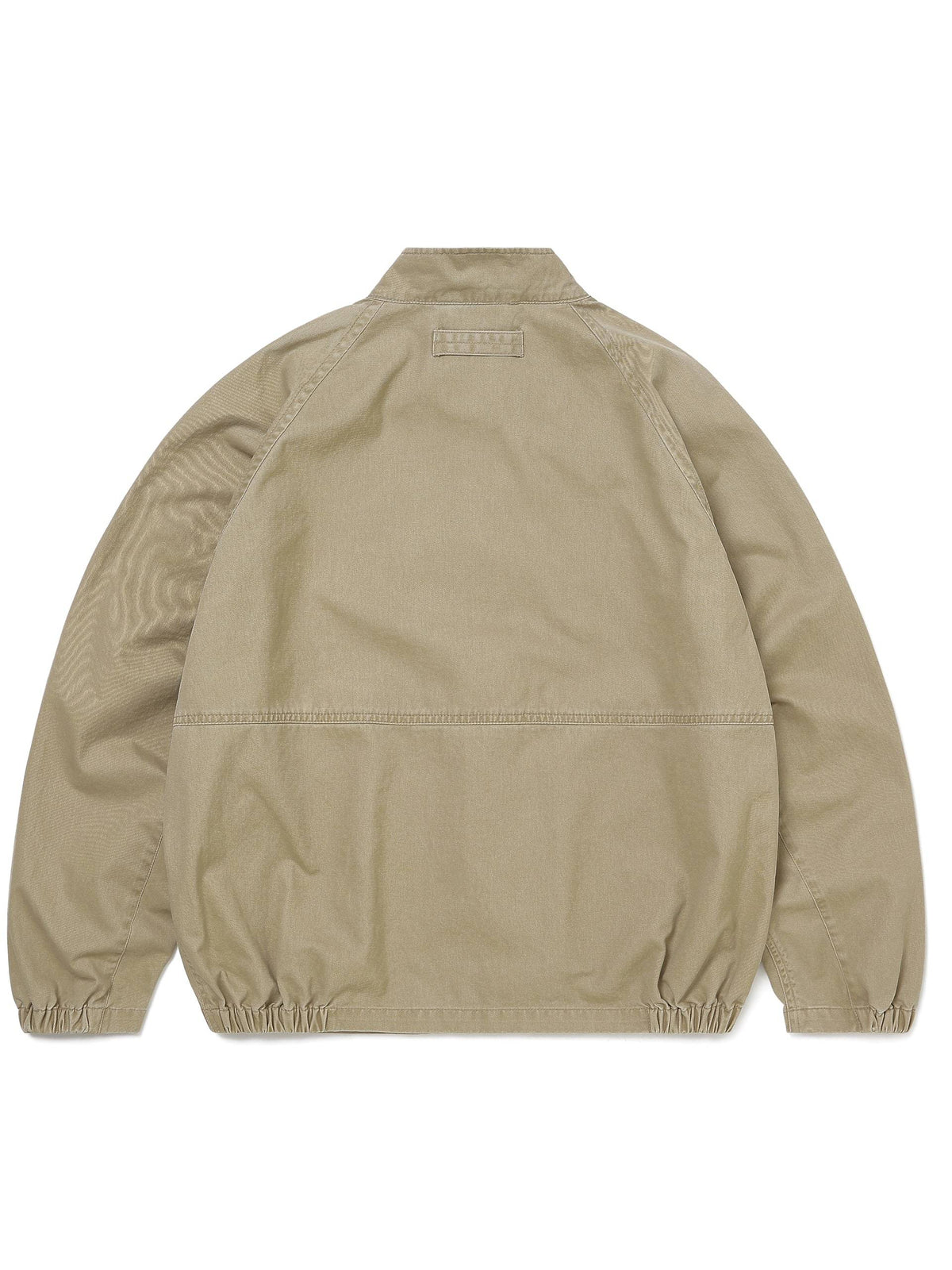 Raglan Zip Jacket Outerwear