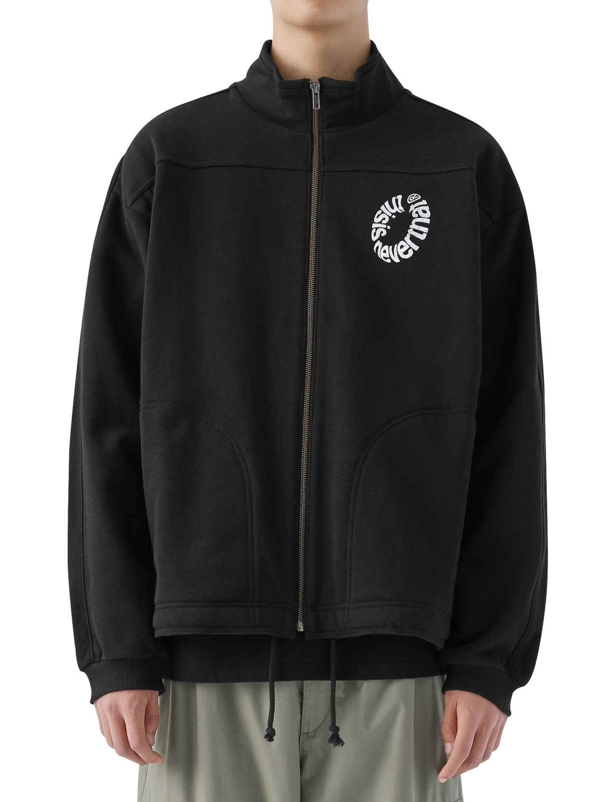 RING Sweat Jacket - thisisneverthat