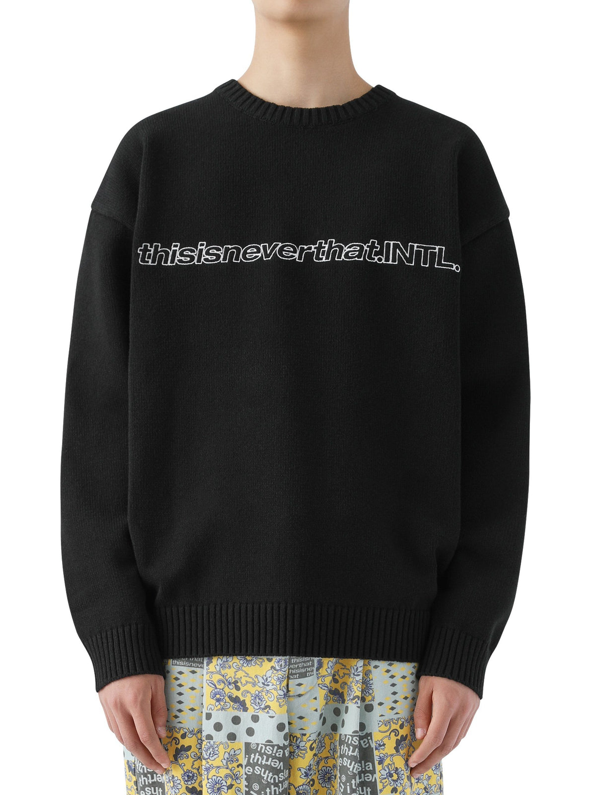 SP-INTL. Sweater - thisisneverthat