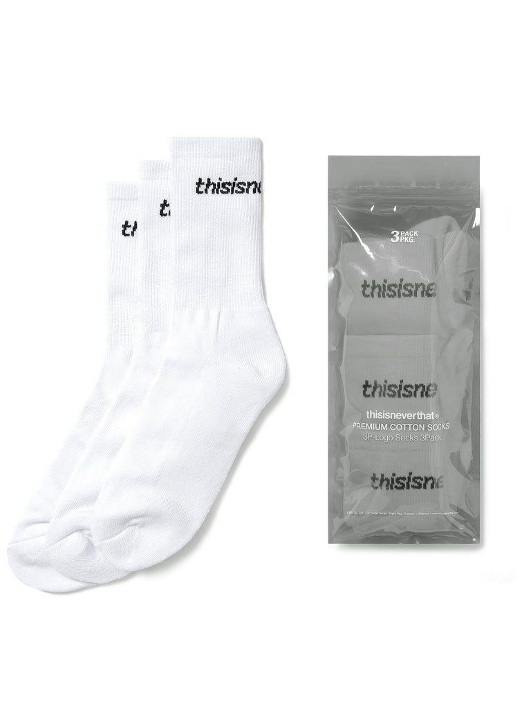 SP-Logo Socks 3Pack