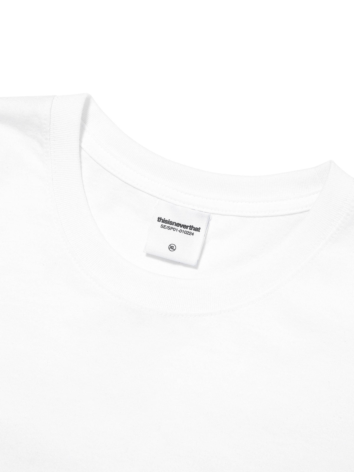 SP-Logo Tee - thisisneverthat