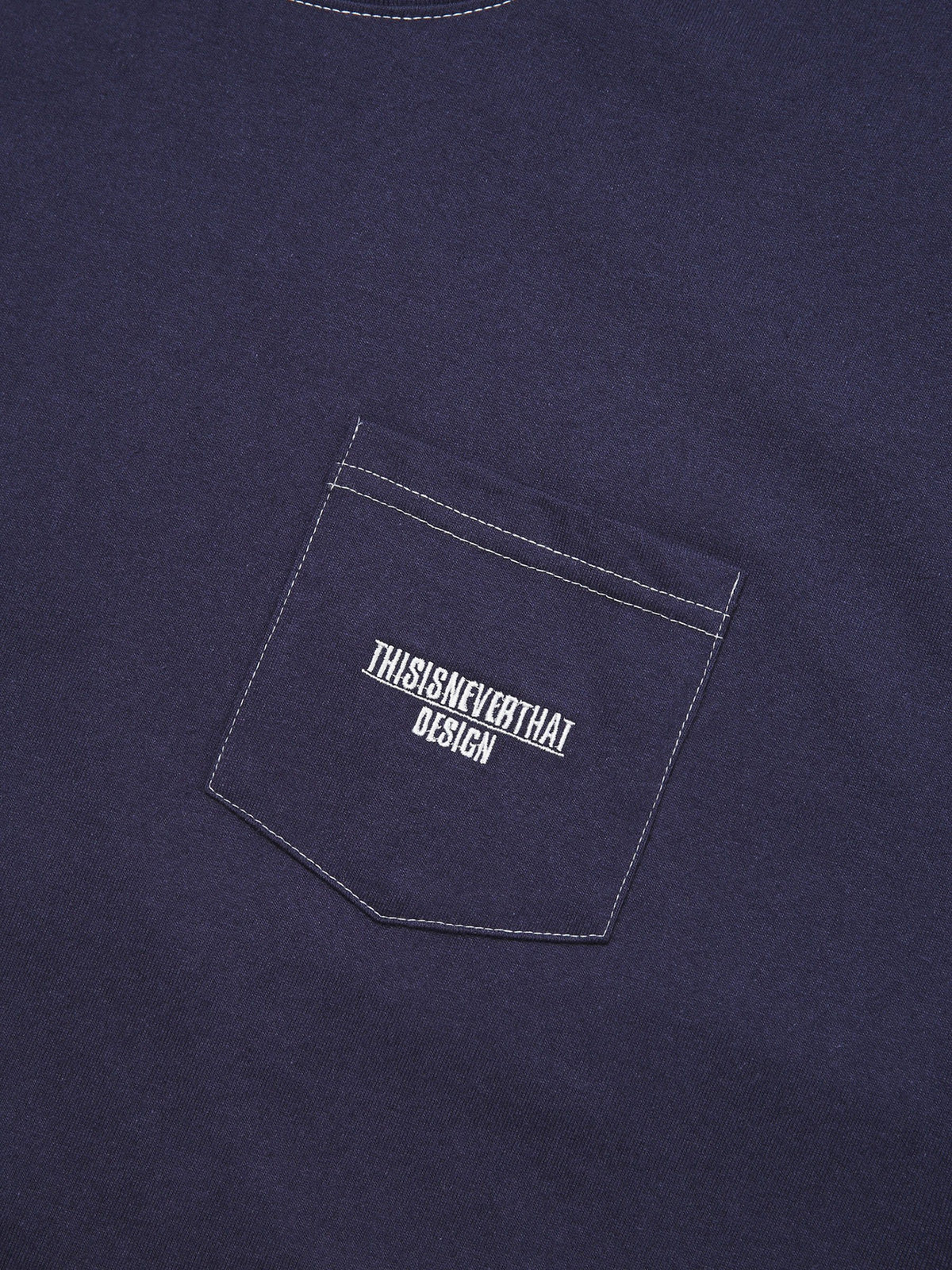 DESIGN Pocket Tee - thisisneverthat