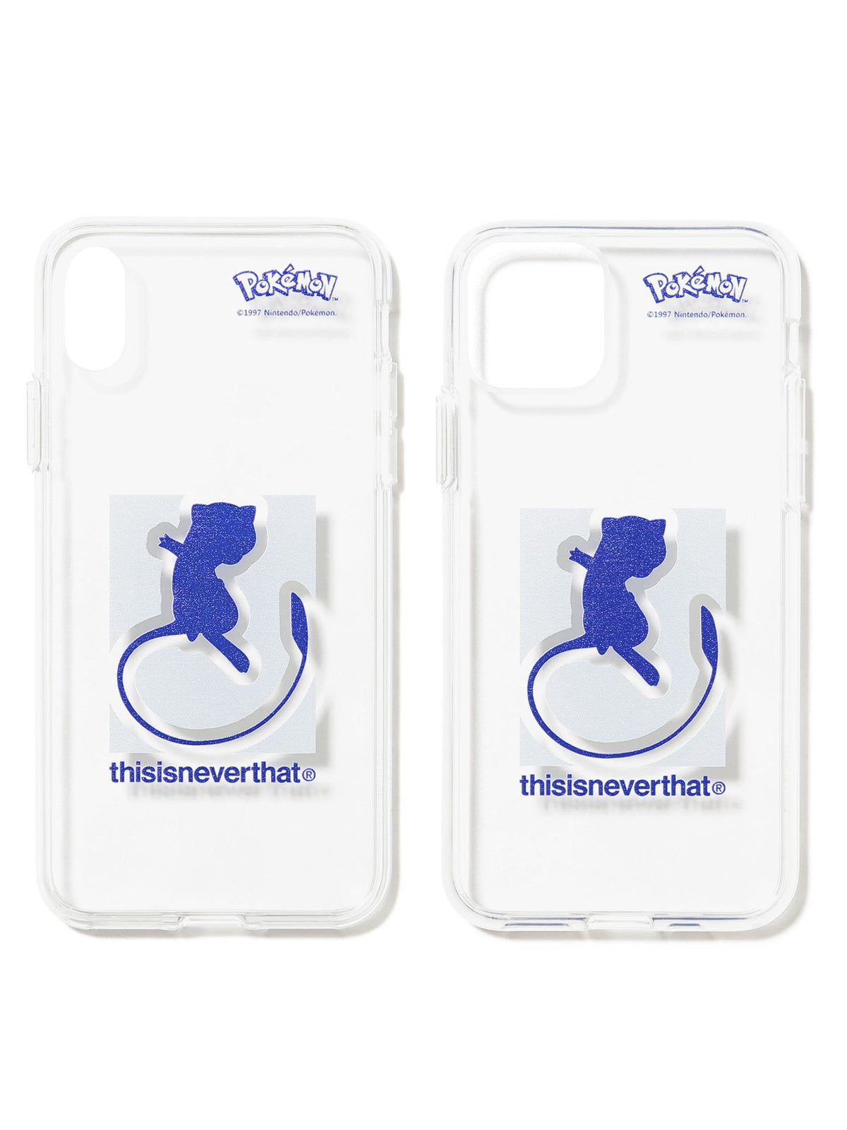 Pokemon Silhouette iPhone Case - thisisneverthat