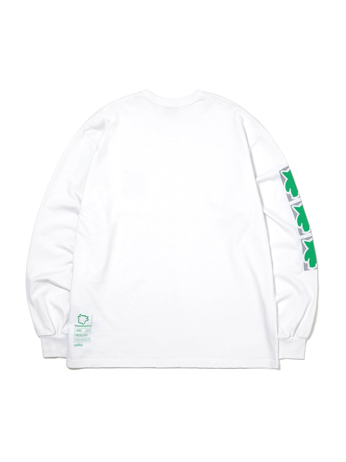 Pokemon Reflective L/SL Top - thisisneverthat