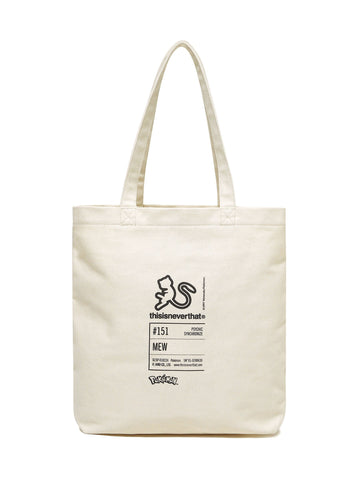 Pokemon Tote Bag - thisisneverthat