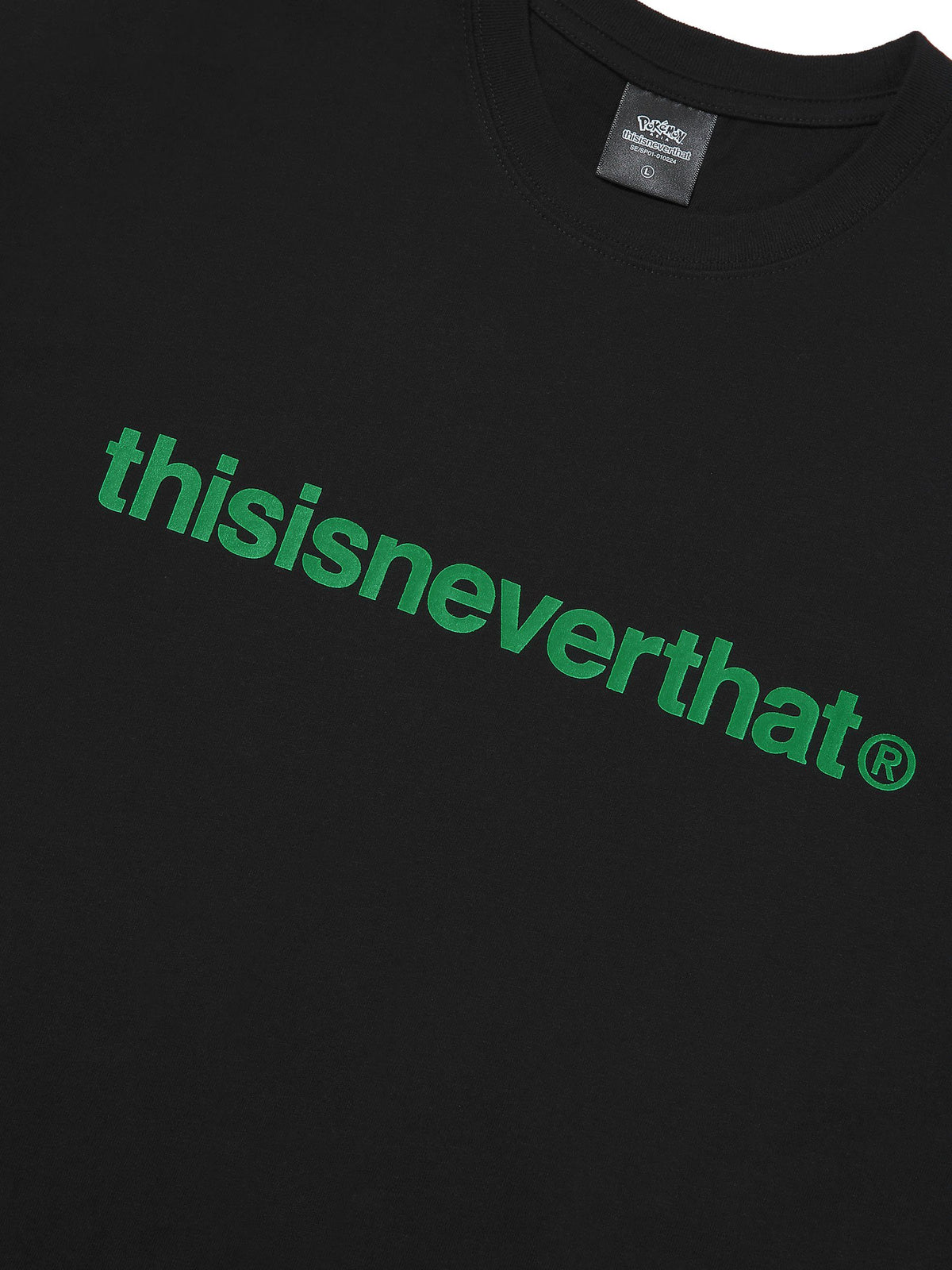 Pokemon T-Logo Tee - thisisneverthat