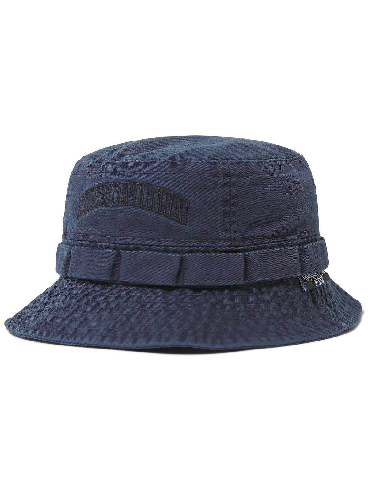 Overdyed Jungle Bucket Hat - thisisneverthat
