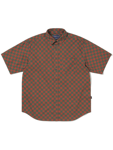CS Check S/S Shirt - thisisneverthat