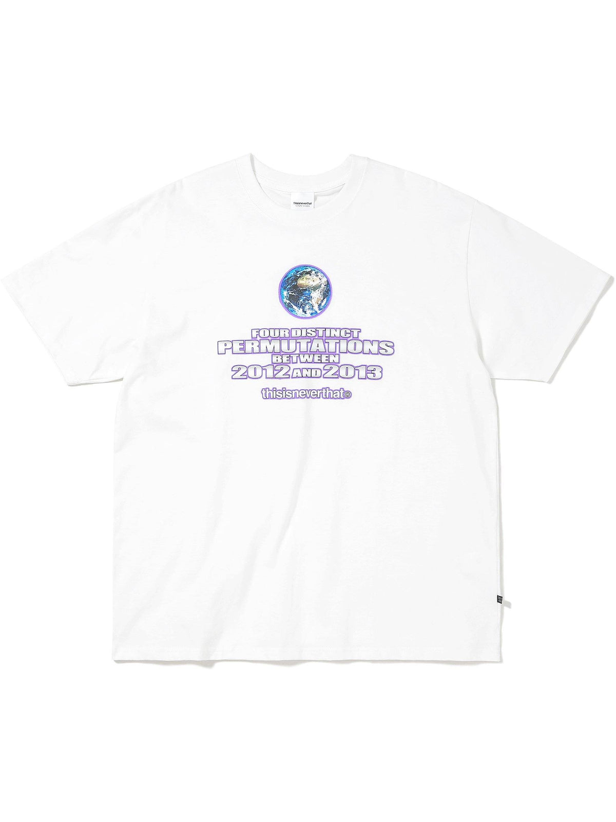 Earth Tee - thisisneverthat
